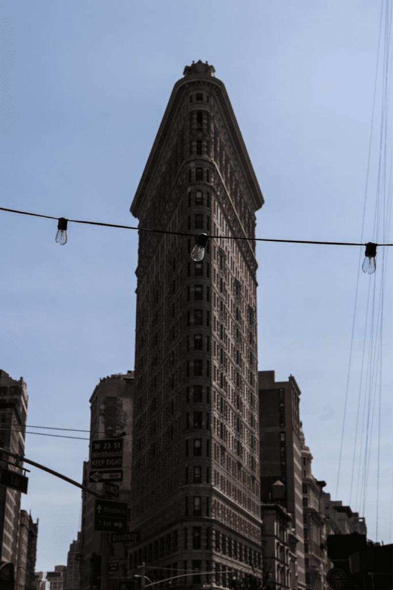 Flatiron Building | © James Douglas