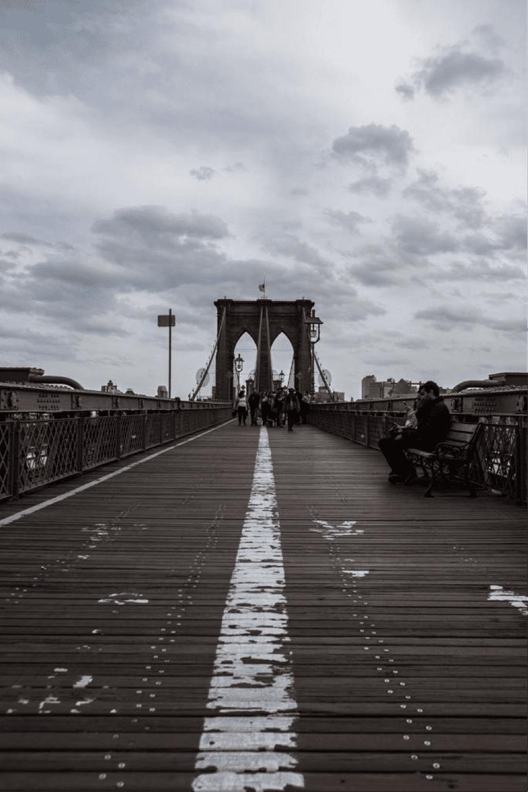 Brooklyn Bridge | © James Douglas
