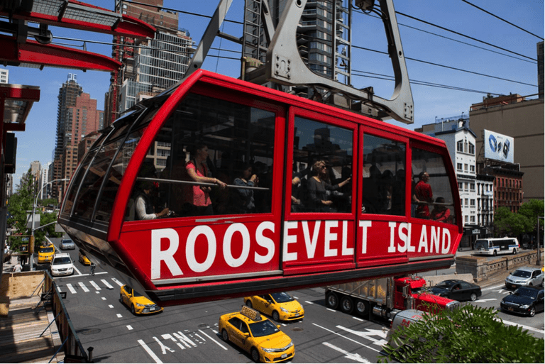Roosevelt Island Tramway | © James Douglas