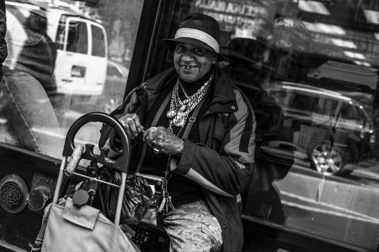 Clinton Street, Lower East Side | © James Douglas