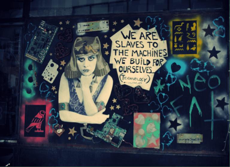 In Florentin, Tel Aviv, Courtesy of Jesi Soifer