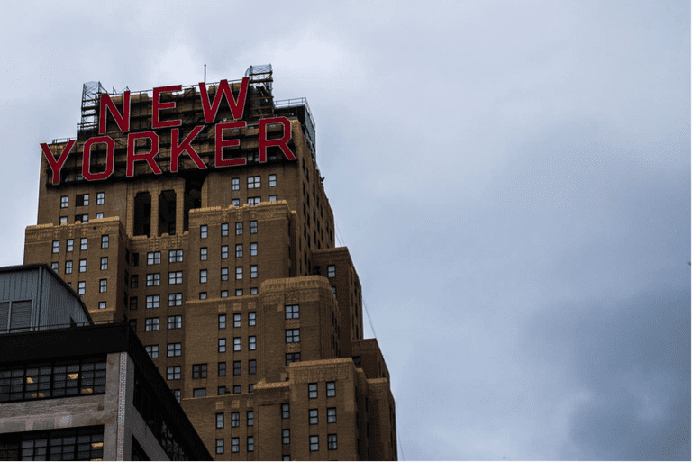 New Yorker Hotel | © James Douglas