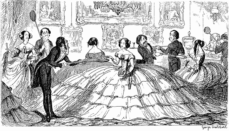 George Cruikshank/Wikicommons