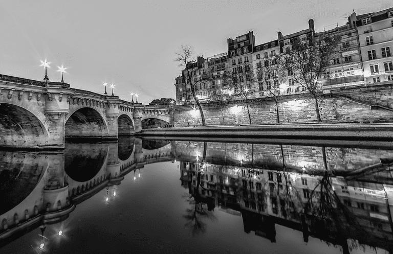 Pont Neuf   © Frédérik Vuille/Flickr