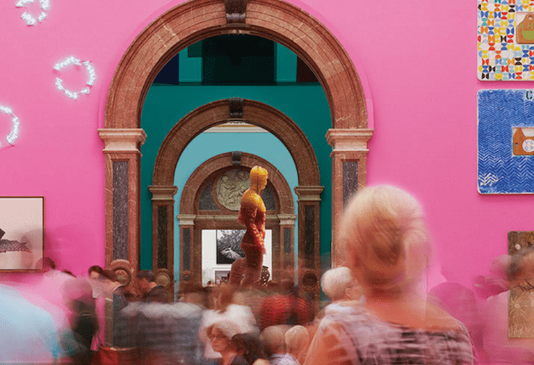 The Summer Exhibition at the Royal Academy, courtesy of the Royal Academy