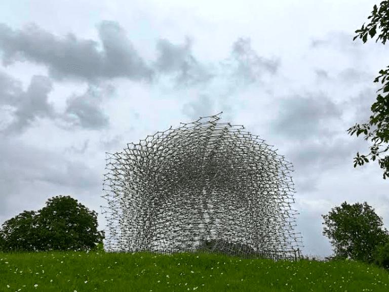 The Hive at Kew | © Maxence Effantin