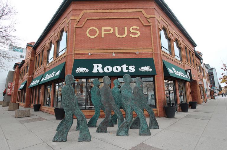 Downtown Calgary | © davebloggs007/Flickr