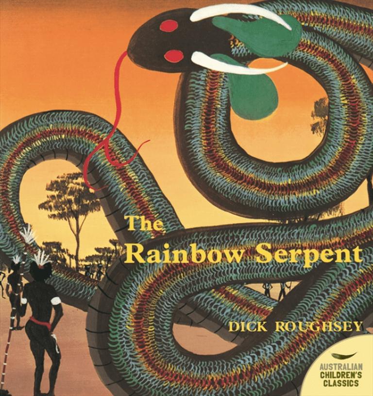 The Rainbow Serpent | © HarperCollins Publishers Australia