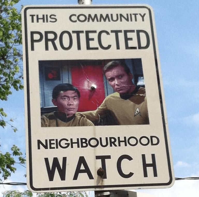 Star Trek   Courtesy of Andrew Lamb