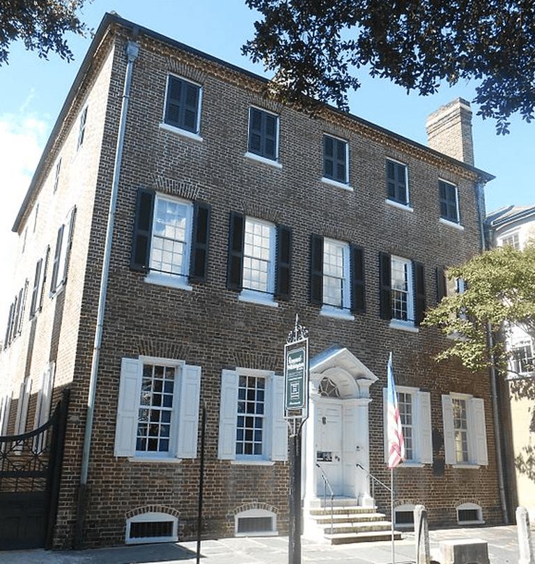 Heyward-Washington House | © ProfReader/Wikicommons