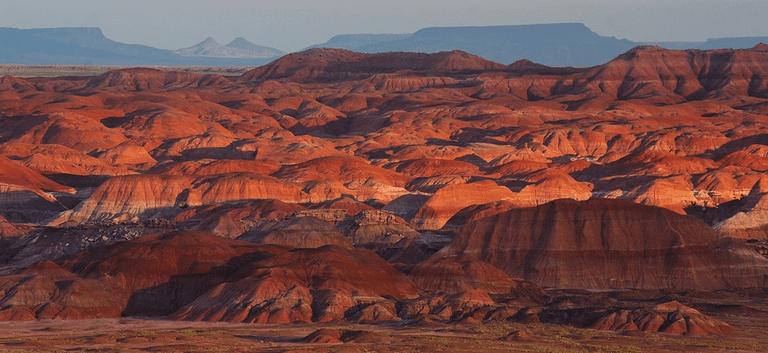 Painted Desert   Public Doman/Pixabay