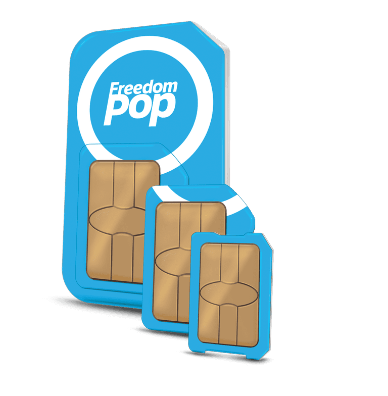 FreedomPop SIM Cards |© FreedomPop