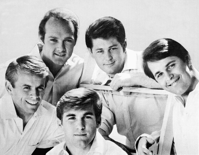 Beach Boys © Capitol Records/Wikipedia