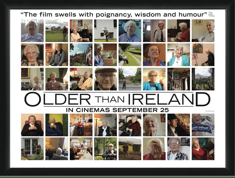 Older Than Ireland film psoter   Courtesy of Snackbox Films