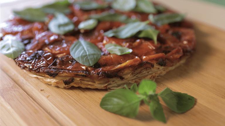 Tomato tart |© Greta Paz/Gastronomismo
