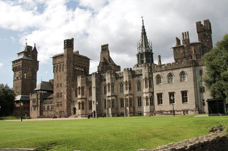 Cardiff Castle|©Mario Sánchez Prada/Flickr