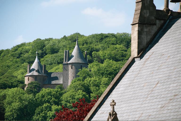 Castell Coch|©Ryan Kilpatrick/Flickr