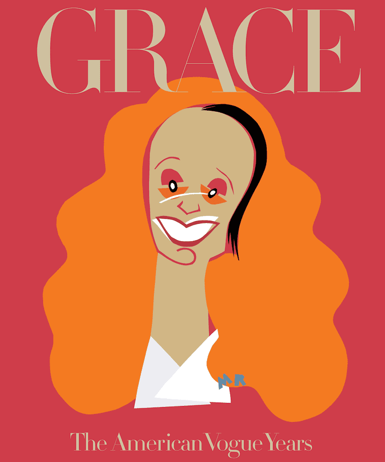 Grace: The American Vogue Years | Courtesy of Phaidon Press