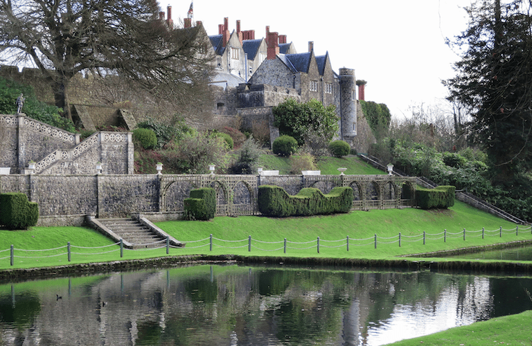 St Fagans Castle and gardens