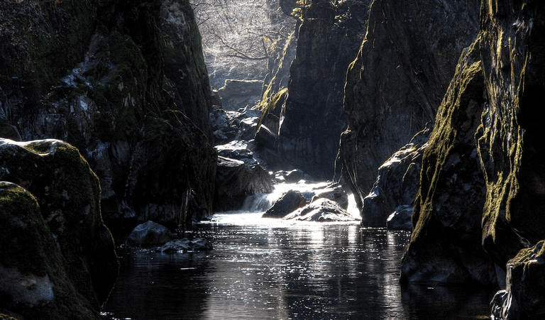 Fairy Glen, Conwy|©James Russell/Flickr