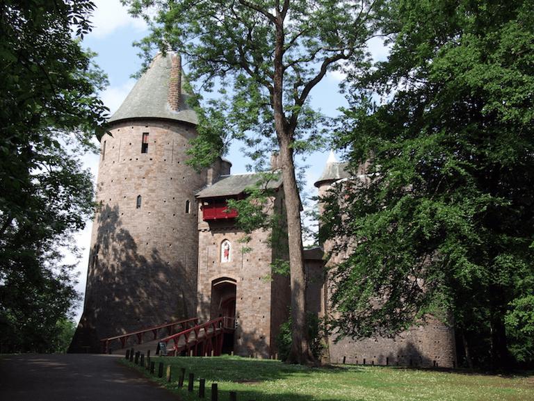 Castell Coch|©Tom Sens/Flickr
