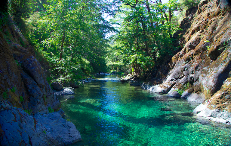 Box Canyon Creek | © Zachary Collier/Flickr