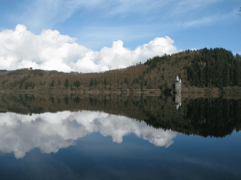 Lake Vrynwy|©David Harris/Flickr