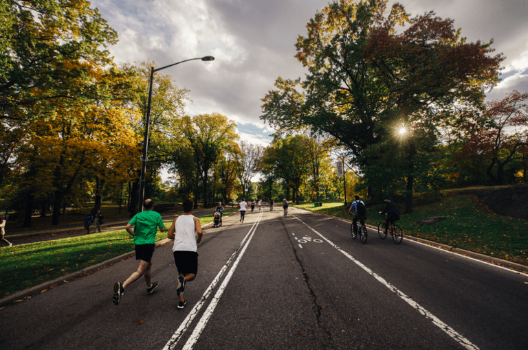 Running | Public Domain/Pexels