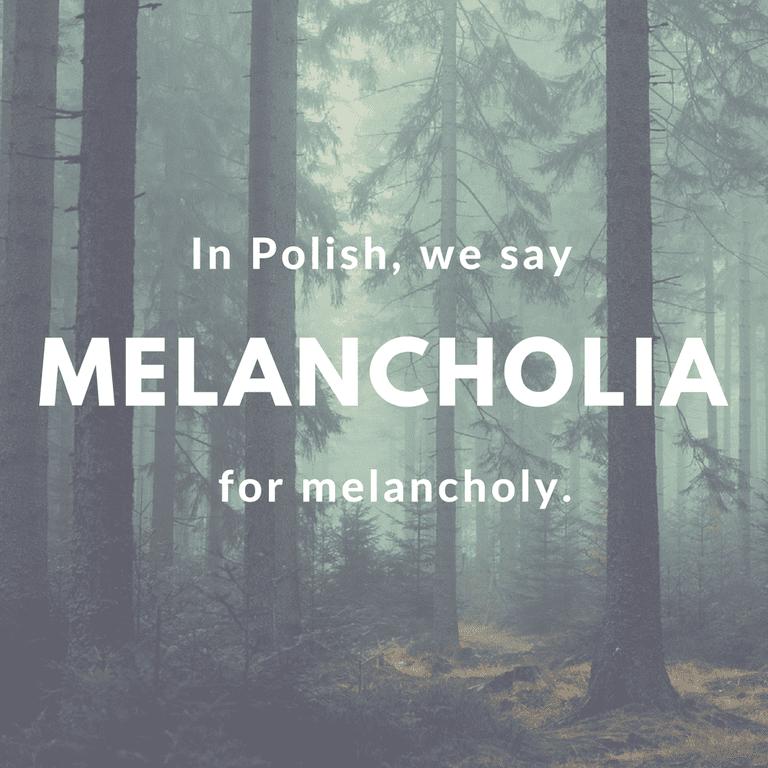 Melancholia-Melancholy © Culture Trip/Ewa Zubek