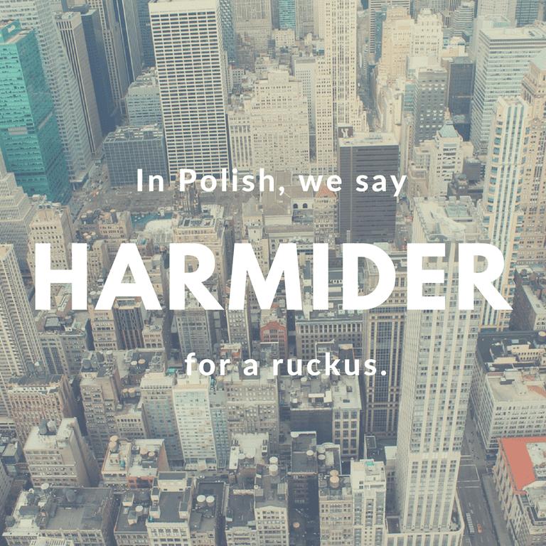 Harmider-Ruckus © Culture Trip/Ewa Zubek