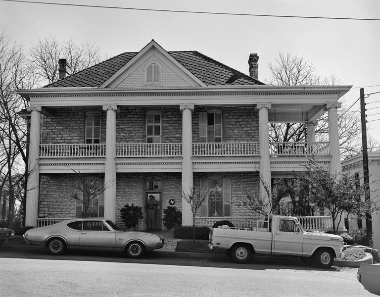 Catherine Robinson House © Texas Historical Commission