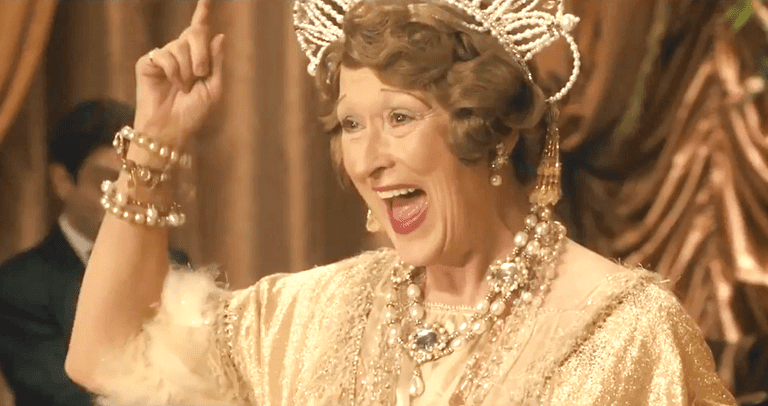 Meryl Streep in 'Florence Foster Jenkins' | © Paramount Pictures