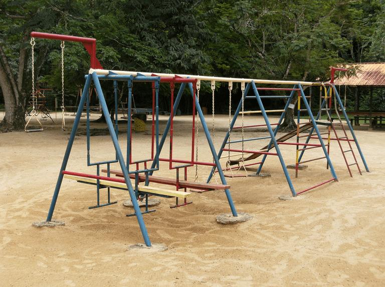 Playground | ©Mark Ahsmann/Wikimedia Commons