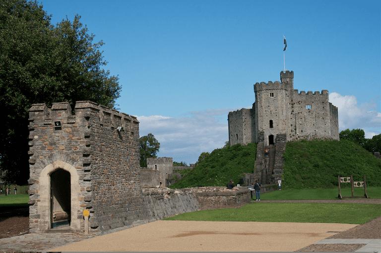Cardiff Castle |©Mario Sánchez Prada/Flickr