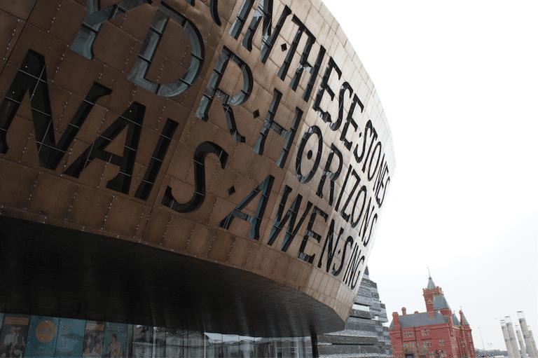 Millennium Centre|©Anna-Maria Oléhn/Flickr