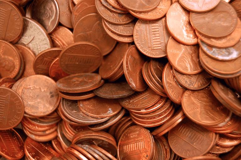 Pennies|©Foreverseptember/Flickr
