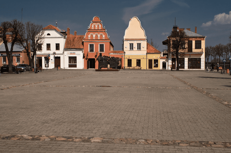 Kedainiai Old Town © Laima Gūtmane/Wikimedia