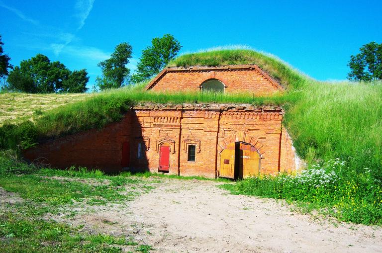 Storage of the 7th Fort ©Vilensija/Wikimedia Commons