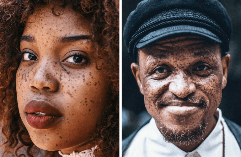 Portraits by Cedric Nzaka