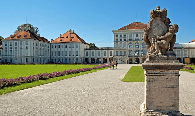 Nymphenburg Palace | © Pixelteufel / Flickr