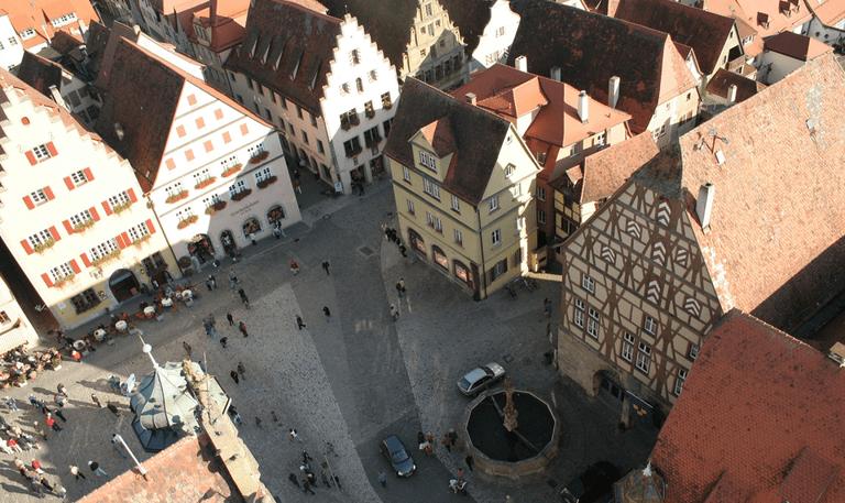 Rothenburg ob der Tauber © Melalouise / Flickr