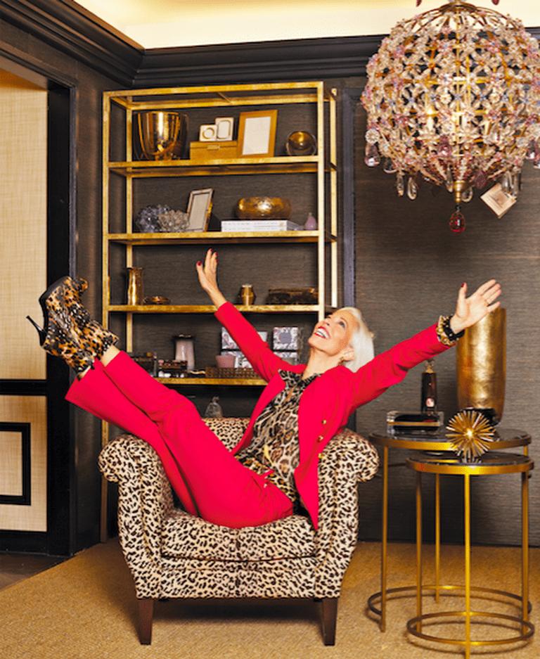 @ Rizzoli, Linda Fargo, Fashion Director at Bergdorf Goodman