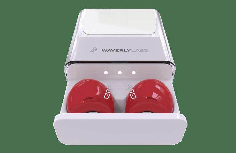 The Waverly Labs Pilot headphones