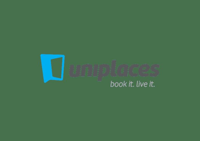 Uniplaces logo | © Uniplaces / Wikimedia Commons