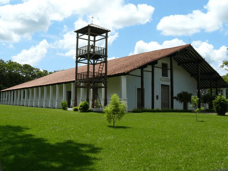 Iglesia de Yaguarón I