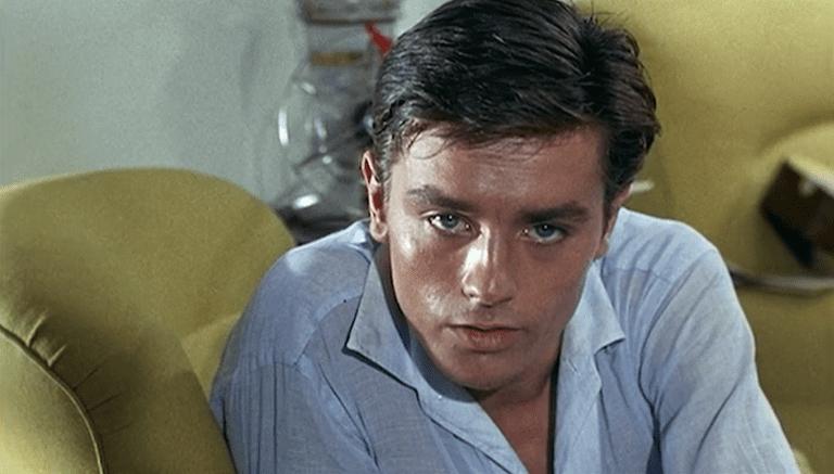 Alain Delon in 'Purple Noon'