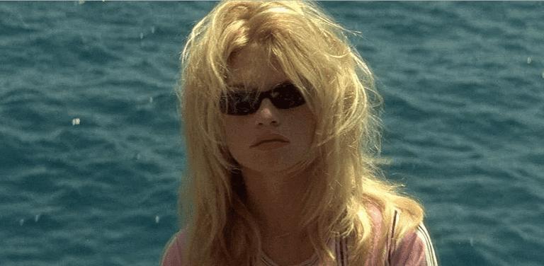 Brigitte Bardot in 'Contempt'