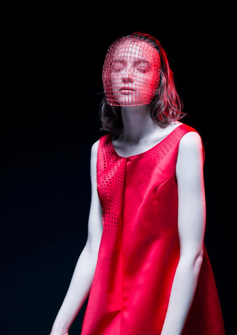 Jim Hu 3D Weaving