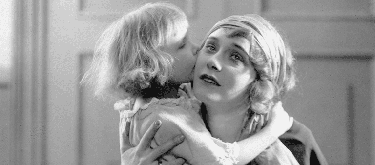 "Elsie Ferguson in the 1918 ""A Doll's House"" film directed by Maurice Tourneur 