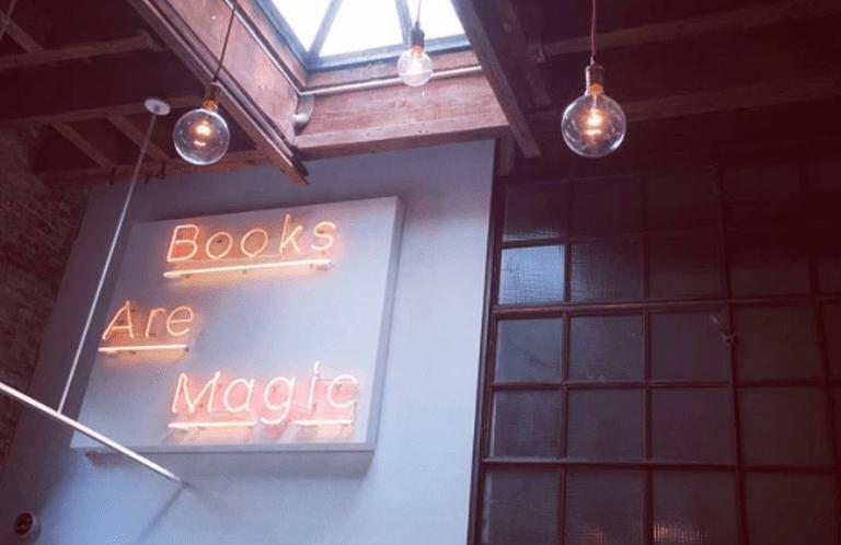 Photo courtesy of Books Are Magic